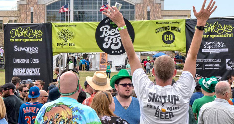 Suwanee Beer Fest 2017 Breweries announced