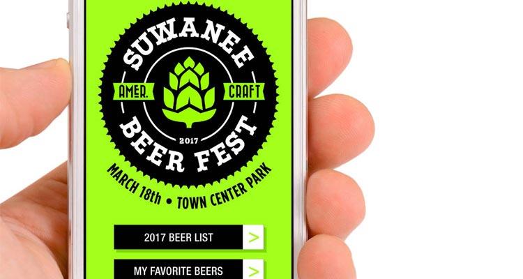 Suwanee Beer Fest app